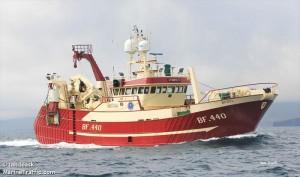 Beryl trawler